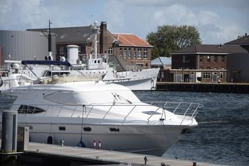 Hafen in Den Helder