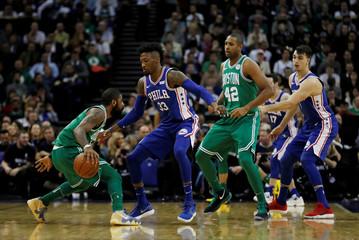 NBA - Boston Celtics vs Philadelphia 76ers
