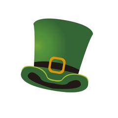 Patrick day hat