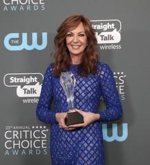 23rd Critics' Choice Awards – Photo Room – Santa Monica