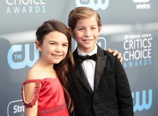 23rd Critics' Choice Awards – Arrivals – Santa Monica