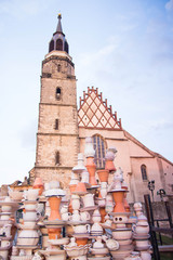 Bolesławiec - The city of ceramics