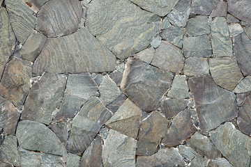 gray stones background