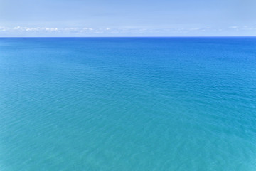 Water and Sky - Lake Michigan