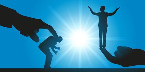 aide - choix - discrimination - aider - choisir - soutien - vainqueur - gagnant - gagner - sélection