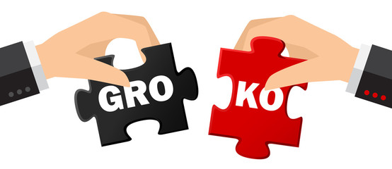 GroKo zusammensetzen
