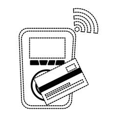voucher machine with credit card