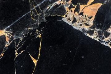 golden black marble pattern detail structure luxury design