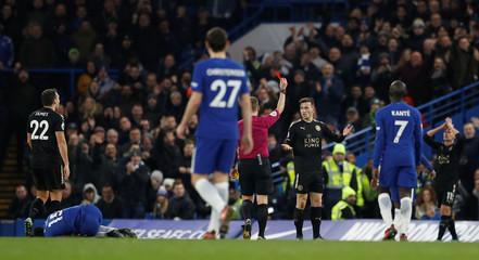 Premier League - Chelsea vs Leicester City