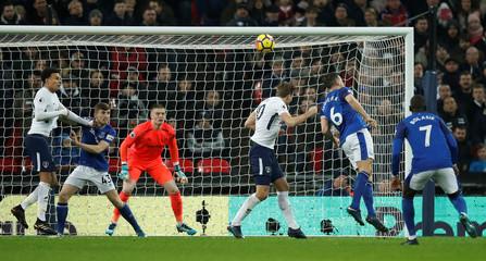 Premier League - Tottenham Hotspur vs Everton