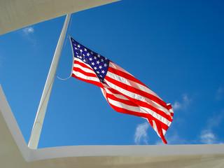 US Flag - Pearl Harbor