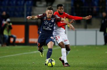 Ligue 1 - Montpellier vs AS Monaco