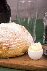 Sourdough Bread.