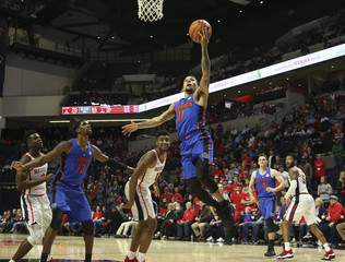 NCAA Basketball: Florida at Mississippi