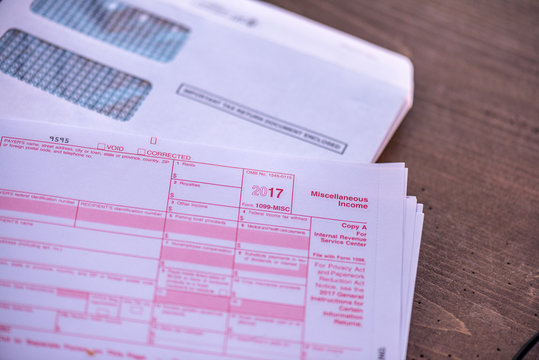 2017 1099 tax forms for independent contractors, IRS, government, taxes