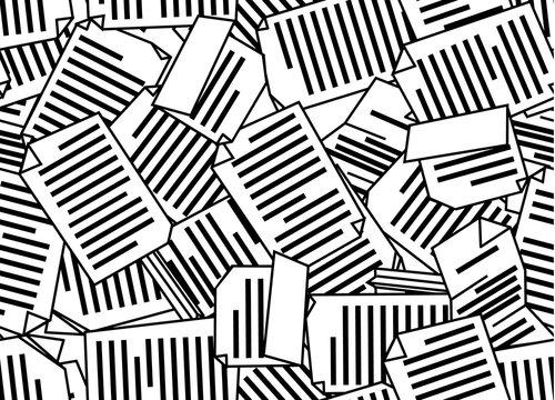 Paperwork Pattern Texture