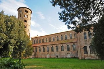 Ravenna, la Basilica di Sant'Apollinare in Classe