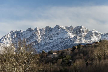 Resegone mount | Panoramic photography | Lecco - Lombardia | ITALY
