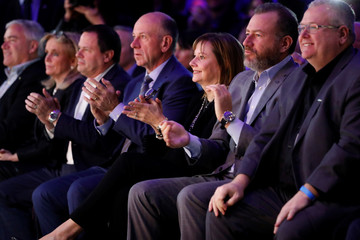 Chevrolet unveils trucks at the North American International Auto Show in Detroit