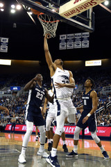 NCAA Basketball: Utah State at Nevada