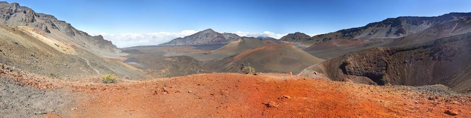Haleakala Crater Panorama, Maui