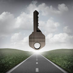 Road Key To Success