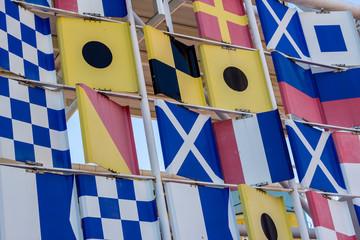 nautical flag symbols