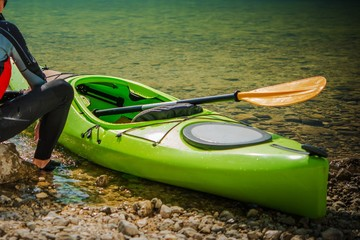 Kayak Touring Recreation
