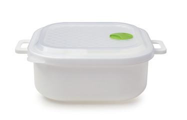 Container for food isolated