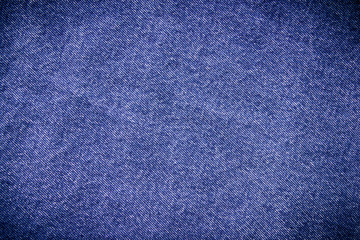 Indigo blue jeans texture for textile