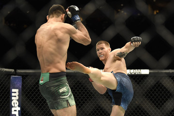 MMA: UFC Fight Night-St. Louis-Frevola vs Reyes