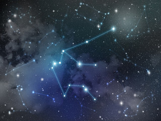 Aquarius constellation star Zodiac