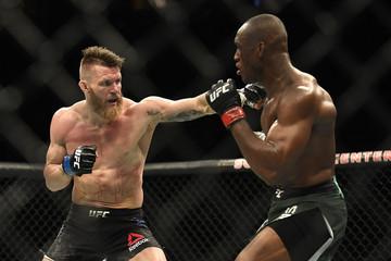 MMA: UFC Fight Night-St. Louis-Usman vs Meek