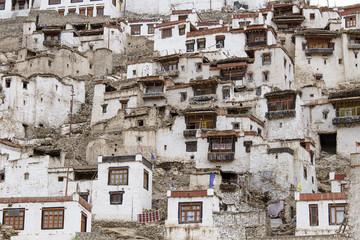 Chemrey gompa, Buddhist monastery in Ladakh, India