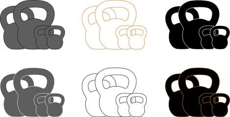 Presentation logotype for kettlebell training