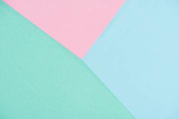 creative abstract pastel colors geometrical background