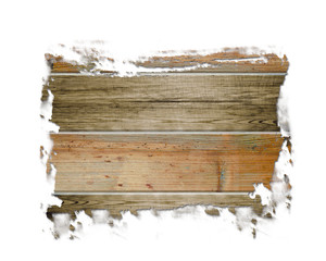 altes braunes Holzschild Holz Hintergrund