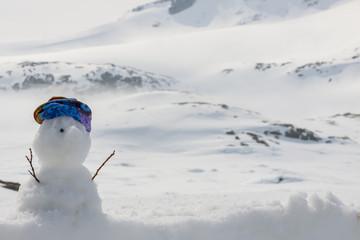 Little snowmen - Norway