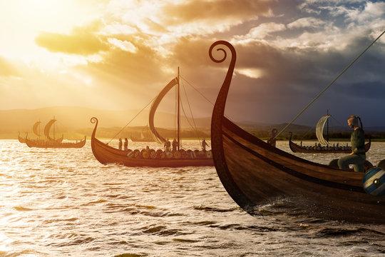 Vikings in the Storm