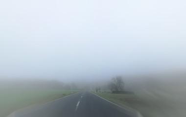 Geschwindigkeit anpassen bei Nebel