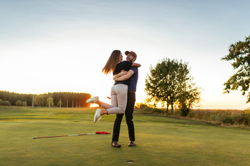 Golf brings them closer together