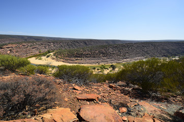 Australia, WA, Kalbarri National Park
