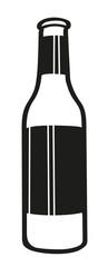 Flasche   Etikett #Vektor