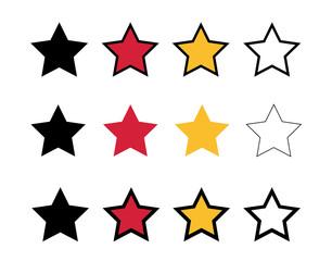 Deutschland | Sterne | Variation