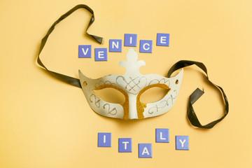 Venetian souvenir mask