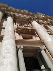 architecture, column, church, building, ancient, rome, italy, columns, roman, stone, religion, history, pillar, temple, facade, travel, cathedral, vatican, monument, landmark, basilica, pantheon, pete