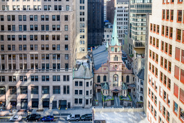 St Francis Friary in New York