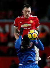 Premier League - Manchester United vs Stoke City