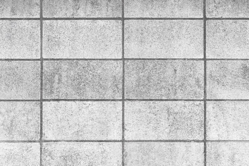 Stone block wall seamless background and pattern texture