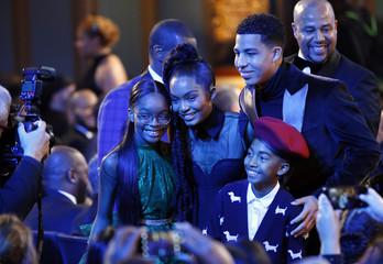 49thNAACP Image Awards – Show – Pasadena